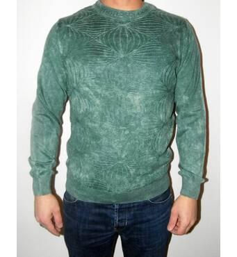 Стильный мужской свитер Турция
