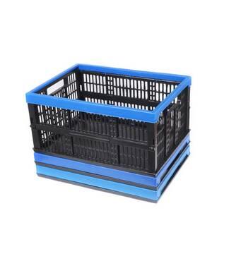 Ящик складаний пластмасовий 480х350х240/60мм (А:179А)