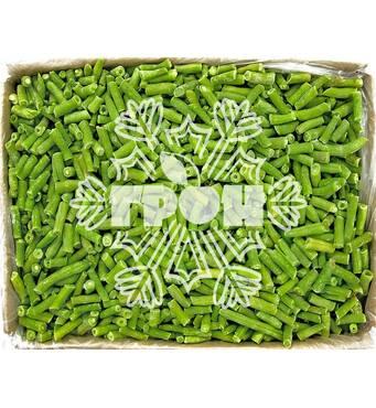 Заморожені овочі - квасоля стручкова різана