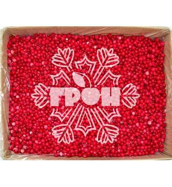 Замороженные ягоды, красная смородина