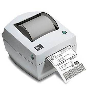 Принтер этикеток Zebra TLP 2844