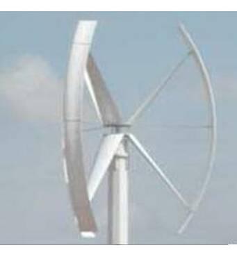 Вітрогенератор вертикальний  3 кВт -TECH MLV 3KW