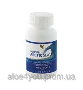Омега 3, Омега 9, Арктик Си, Арктическое море