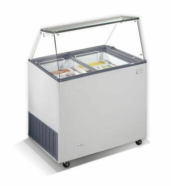 Витрина для мягкого мороженого CRYSTAL VENUS 26 VITRINE