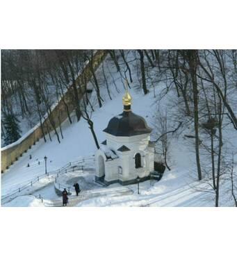 Позолочені куполи