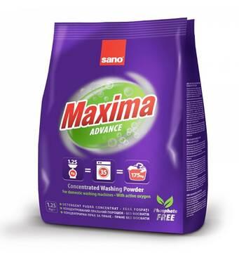 Пральний порошок Sano Maxima Advance 35 прань 1,25 кг