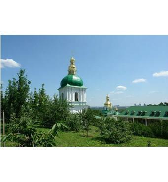 Позолочені куполи для церков