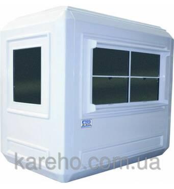 Модульная кабина ECO 270х150