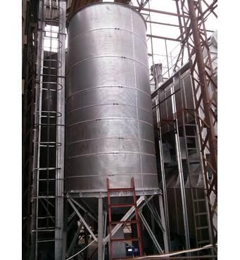 Бункери активного вентилювання зерна (БВ)