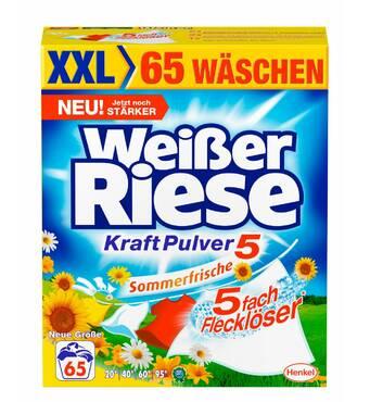 Універсальний пральний порошок Weiber Riese  3,575 кг, 65 прань