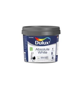 """Водоэмульсионная краска для стен и потолков """"Dulux"""" 5,0л."""
