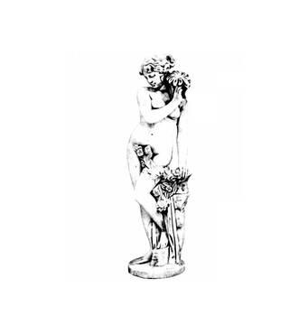 Женщина с ромашкой, арт. 347