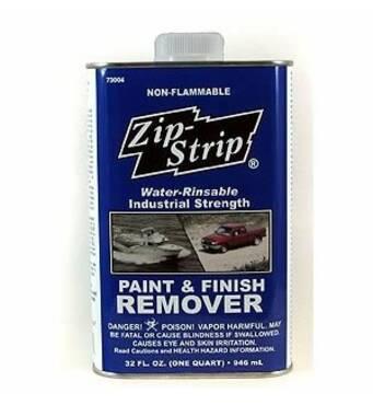 """Индустриальная смывка лака и краски """"Zip-Strip"""" 0,946л."""