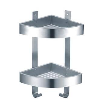 Полочки для ванной серии Angolare Avial Полочка одинарная угловая. ANGOLARE. 29599