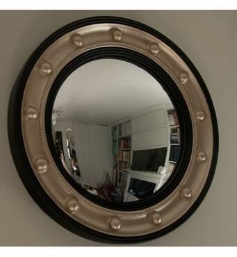 Декоративное купольное  зеркало
