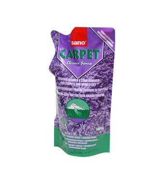 Засіб для чищення килимів Sano Carpet Cleaner, 500 мл