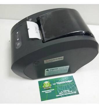 Принтер для печати чеков с автообрезчиком POS 58 VC130 (130 мм/сек)