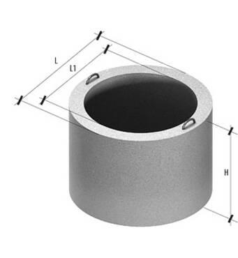 Кольцо для колодцев  КС 15.9 С