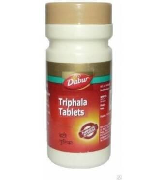 """Трифала"" 60 таблеток от компании ""Дабур"" Triphala Dabur"