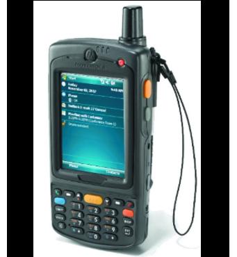 Термінал Motorola МС75 і MC75A