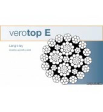 Verotop E - специальный стальной канат для башенных кранов
