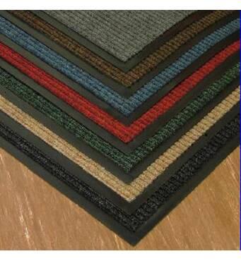 Грязезащитные коврики Дабл Стрипт Avial Грязезащитный коврик Дабл Стрипт, 90*150 серый. 1022517