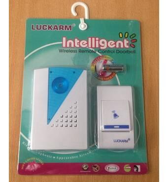 Бездротовий дзвінок Luckarm А006 від мережі