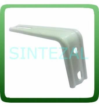 Металевий кронштейн для кріплення карнизів