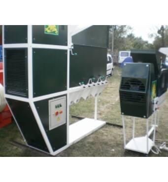 Сепаратор зерна (зерноочисна машина) ІСМ-20