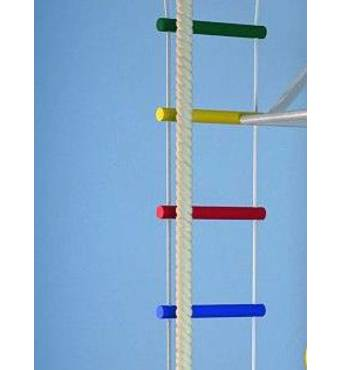 Мотузяні сходи для дітей (8 східців) - 2 мп