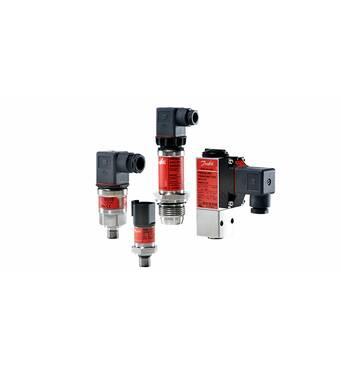 Датчики (перетворювачі) тиску Danfoss, Eliwell