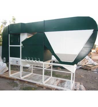 Зерновий сепаратор ІСМ-50-ЦОК