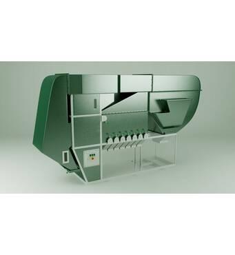 Зерновий сепаратор ІСМ-20-ЦОК