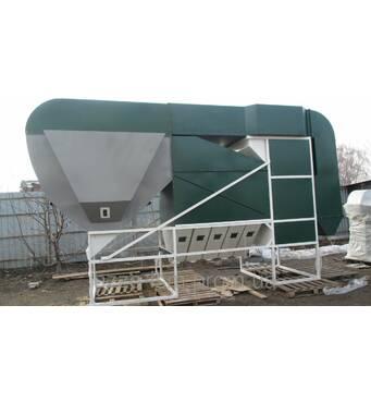 Зерновий сепаратор ІСМ-100-ЦОК