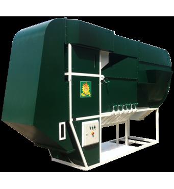 Зерновий сепаратор ІСМ-40-ЦОК
