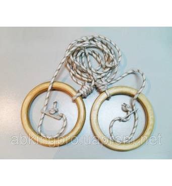 Гімнастичні кільця для дорослих (gymnastic rings)