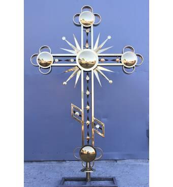 Хрест накупольний  № 012