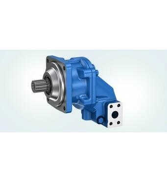 Фиксируемый мотор A2FM (56-160) Bosсh Rexroth