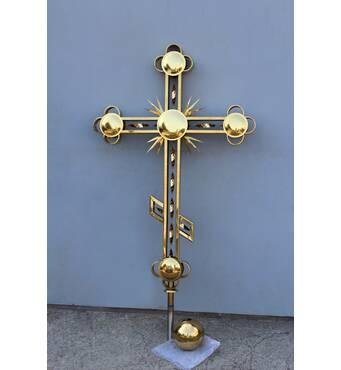 Хрест накупольний № 002