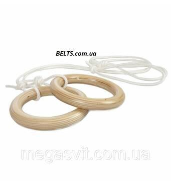Кільця для дітей (gymnastic rings) Лак