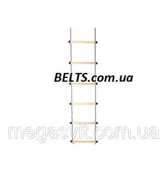 Мотузяні сходи для дітей (8 східців)