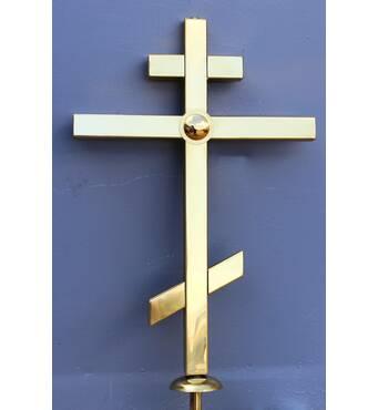Хрест накупольний 004а-8K
