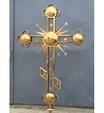 Хрест накупольний № 001