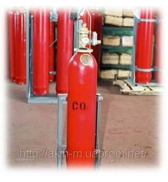 Модуль газового пожаротушения МГП-7