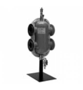 Гидравлическая стрелка MHV 40 (6 м3/час, 170 кВт при ΔТ=25°С), DN 40
