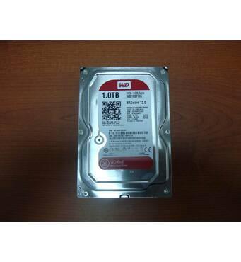 Жесткий диск Western Digital Red 1tb 3.5 SATA III