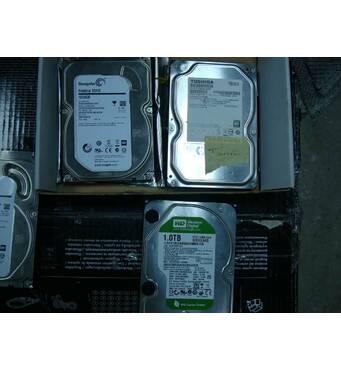 Жесткий диск на запчасти 500 гб 1000 гб