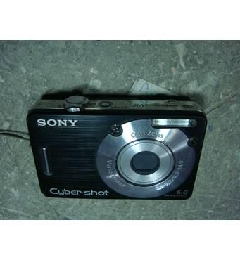 Фотоаппарат SONY DSC - W50 на запчасти