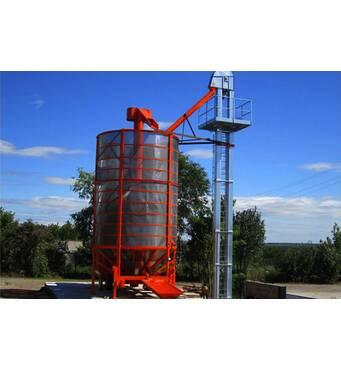 Зерносушилка AGREX PRT 300/400 в Украине