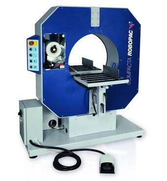 Горизонтальна пакувальна машина Robopac Compacta 6
